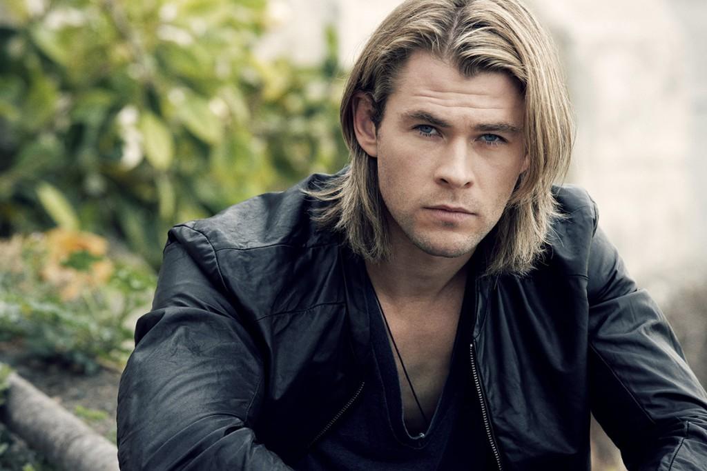 Прически с челкой на средние волосы мужские