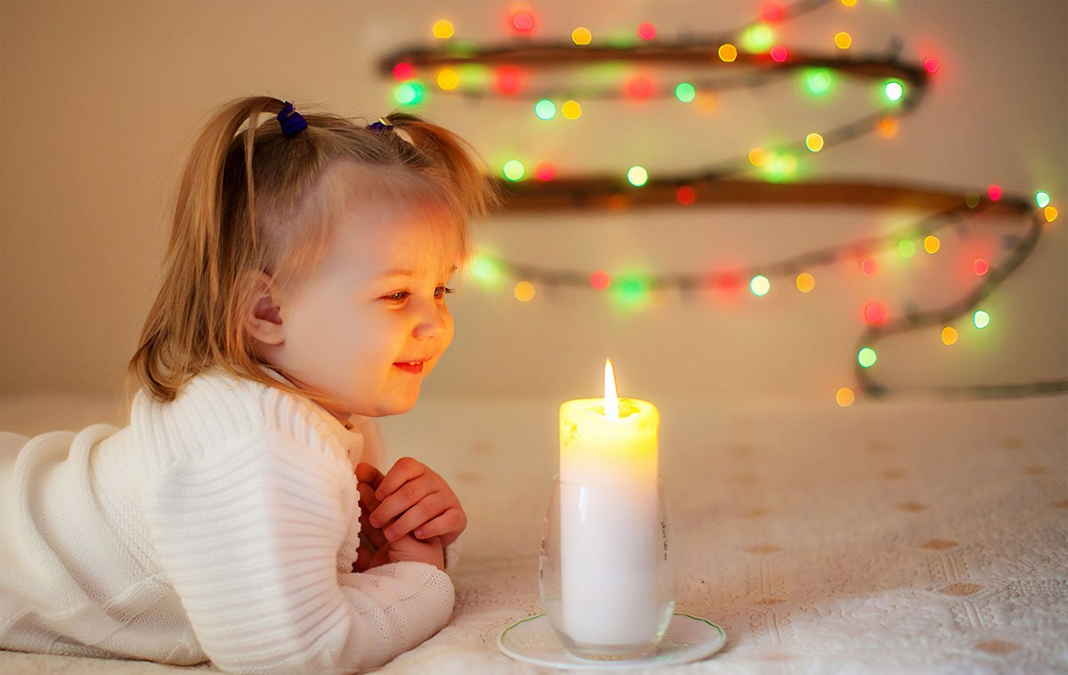 Фотосессии для детей в домашних условиях