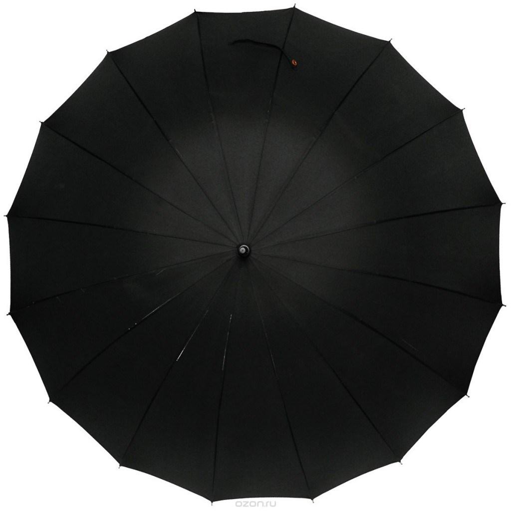 Каркас черного мужского зонта