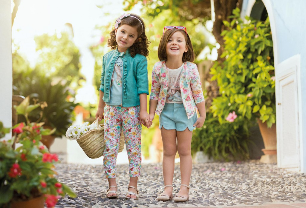 Модная детская обувь весна 2018