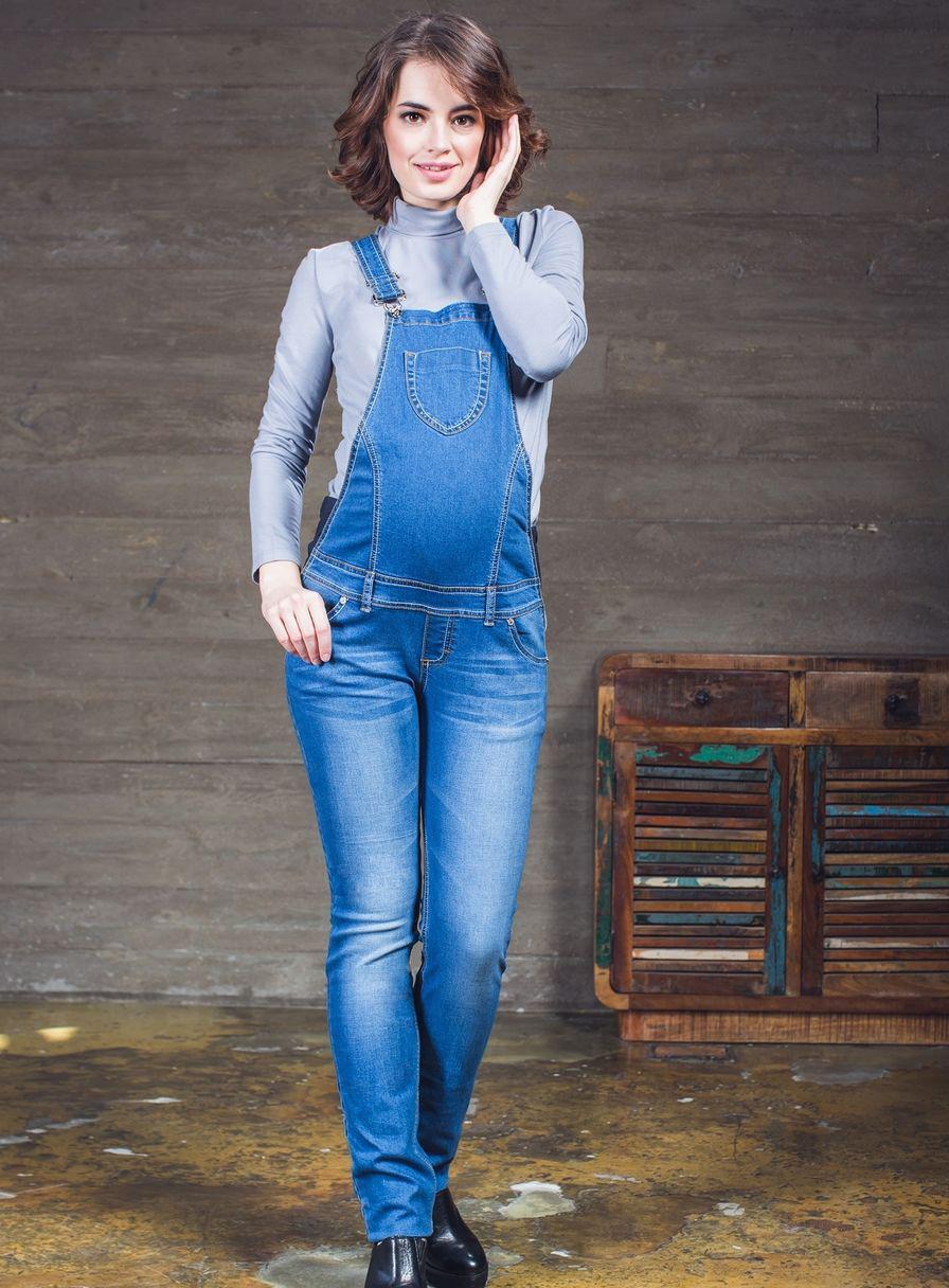 Фото модных комбинезонов для беременных