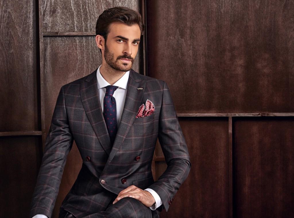 Модные мужские костюмы 2016