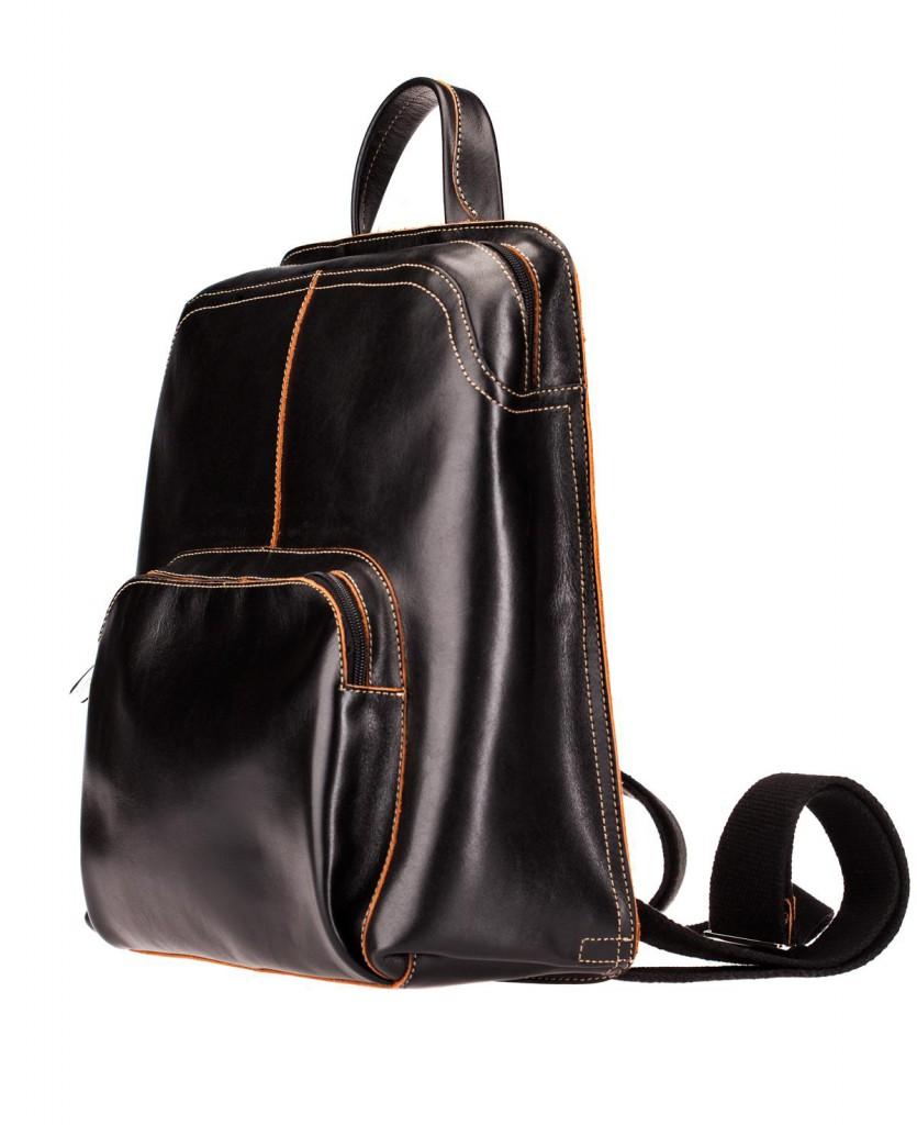 Мужская черная сумка-чехол