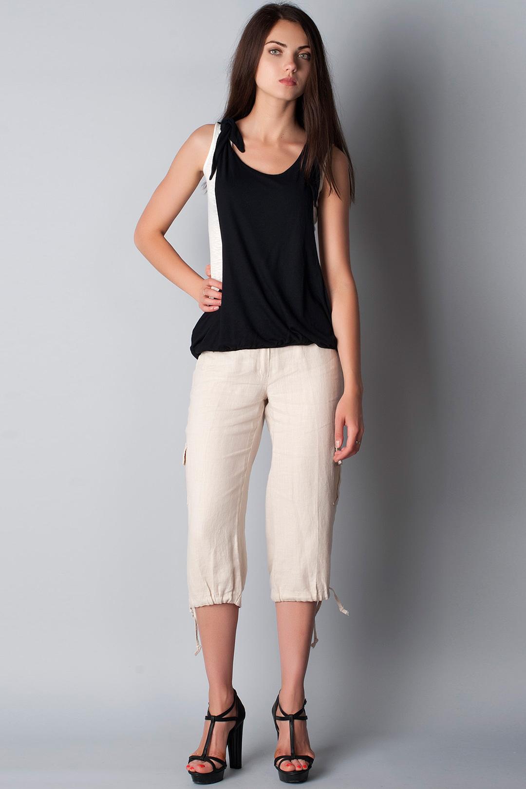 Летние брюки больших размеров