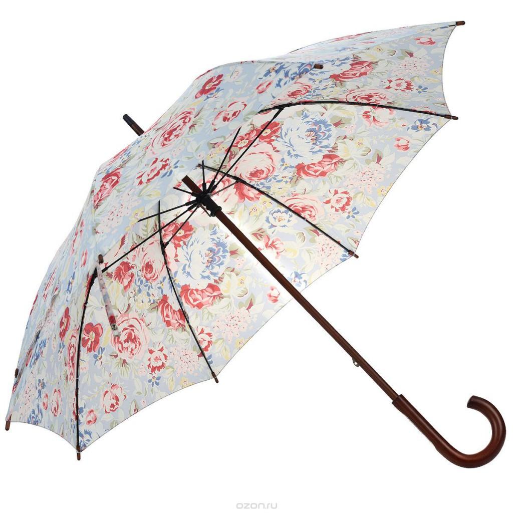 Женский зонт механический