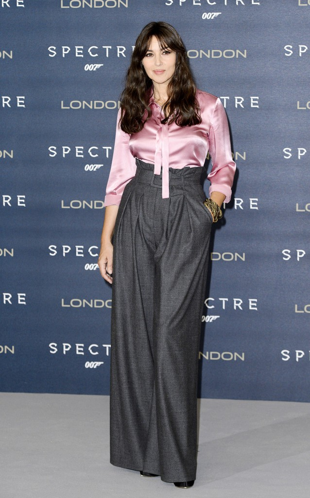 Широкие брюки для женщин за 40