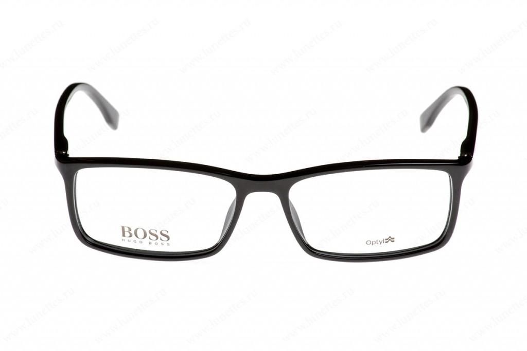 Стильные мужские очки для зрения Hugo Boss