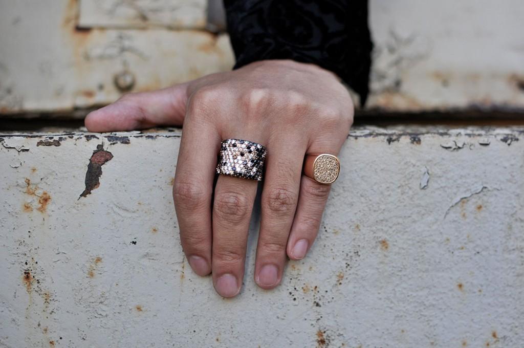 стильные серебряные браслеты