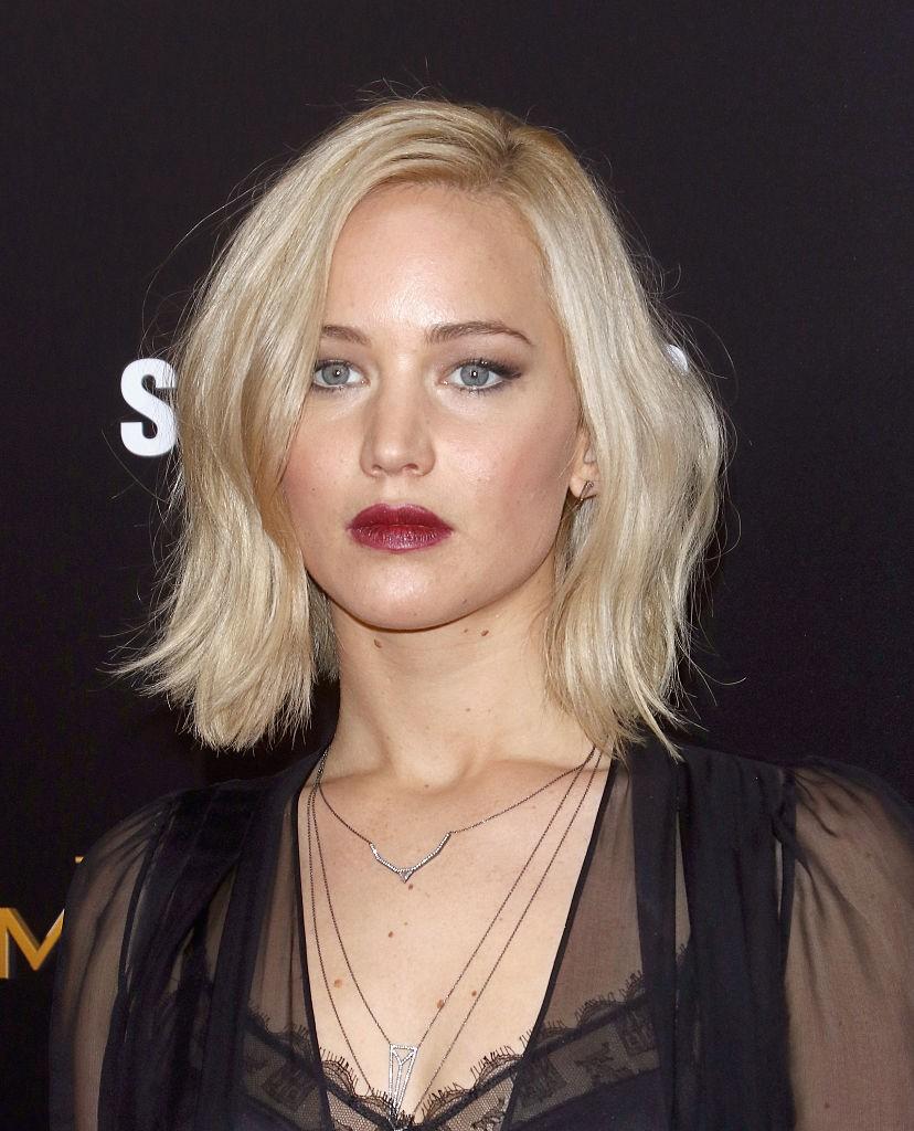 Блонд оттенка пепла