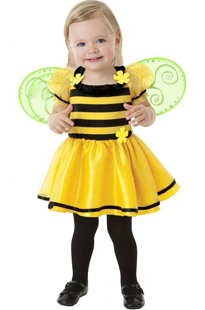 Костюм пчелки в садик