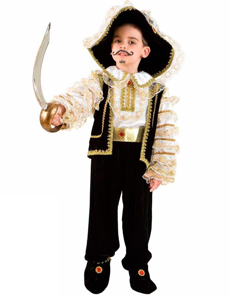 Костюм пирата в садик