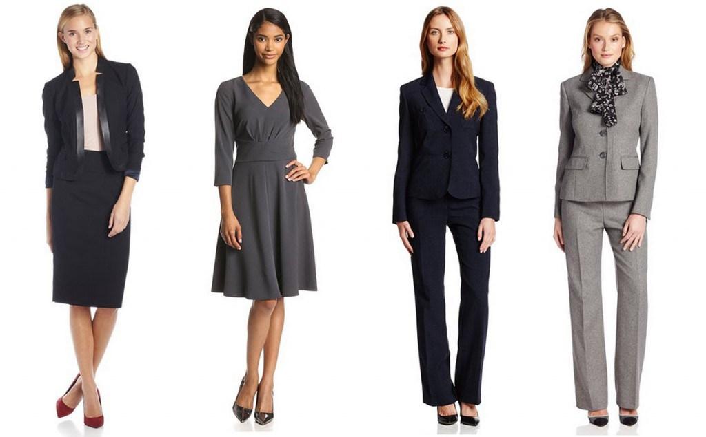 Модный классический стиль в женской одежде