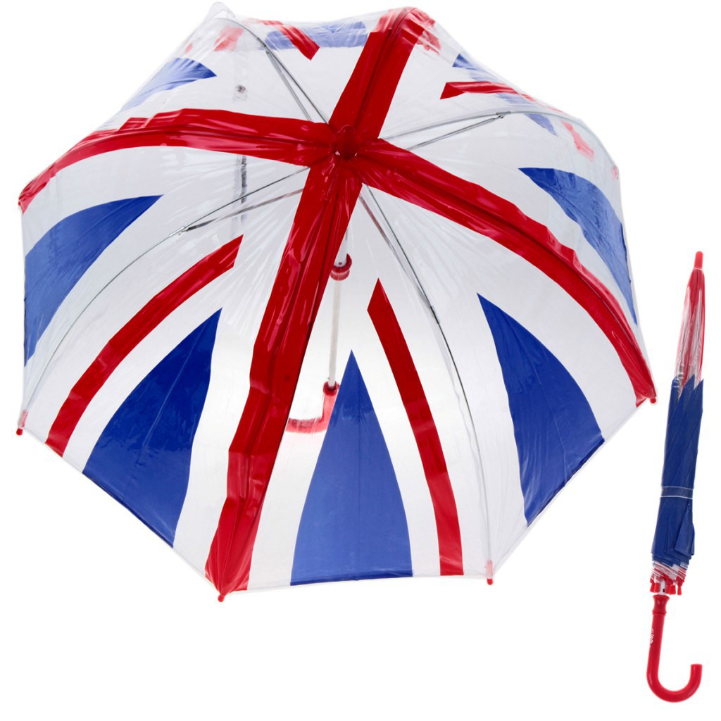 Детский зонтик с куполом в форме колокола