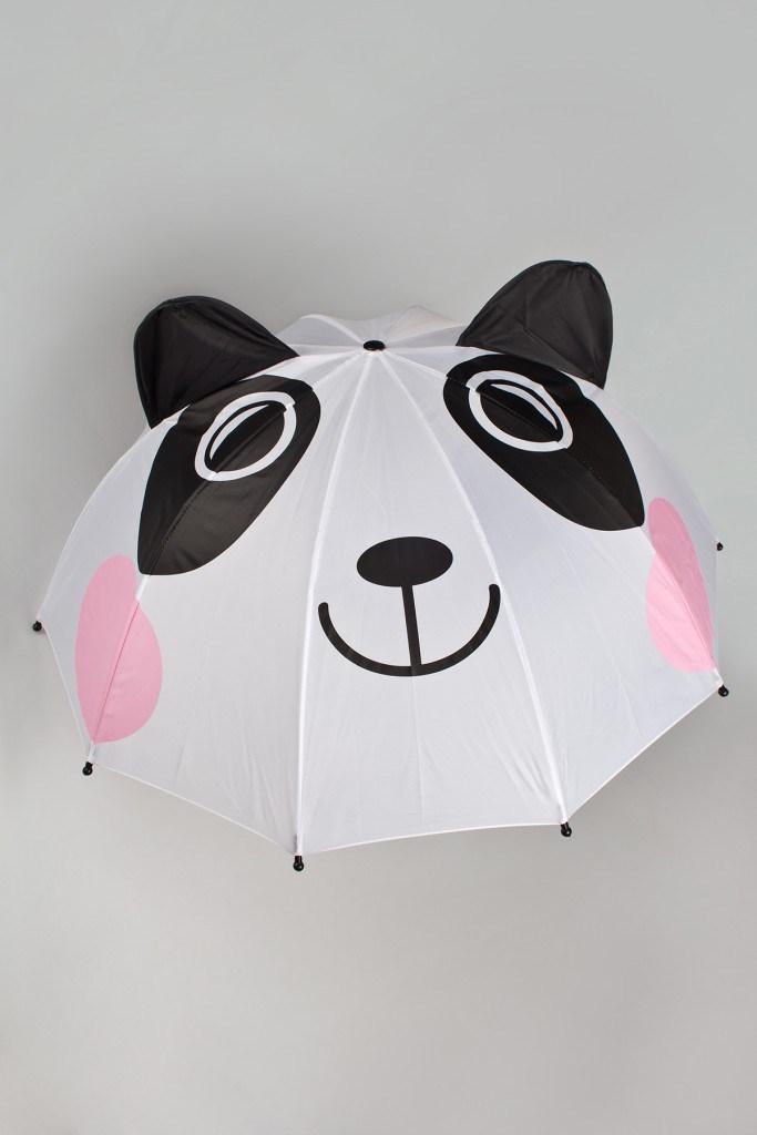 Детский зонтик панда