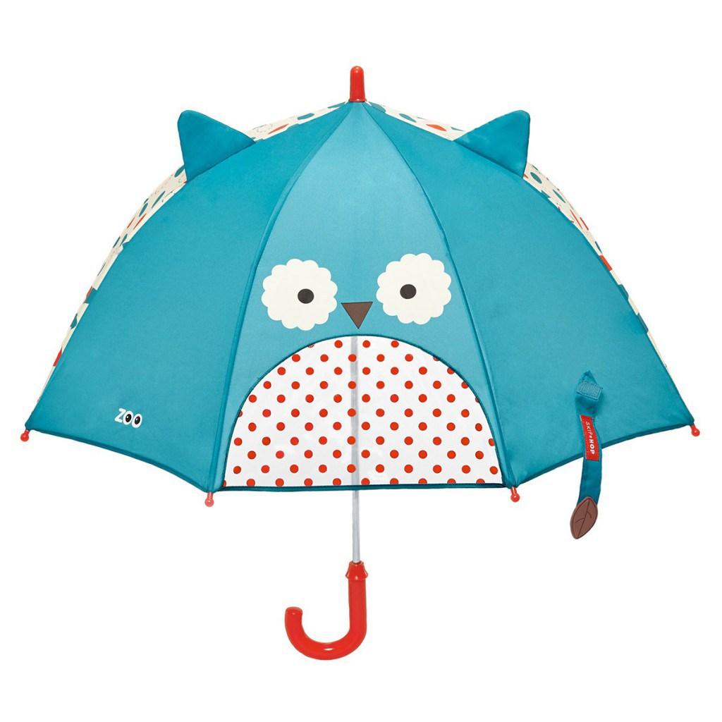 Детский зонтик кот с ушками