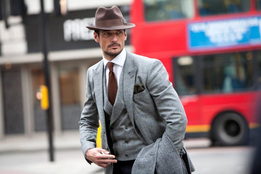 Мужской классический стиль одежды