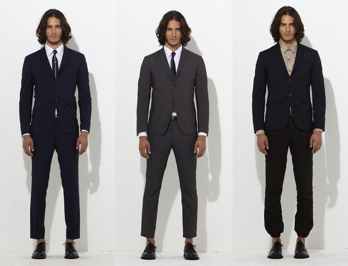 Классические модные костюмы для мужчин