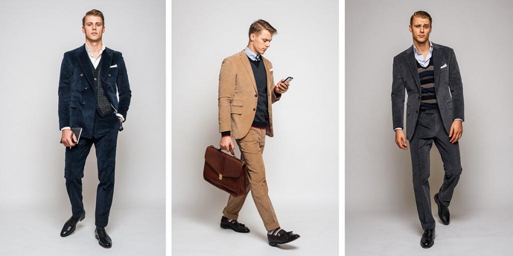 Варианты мужских образов в стиле casual