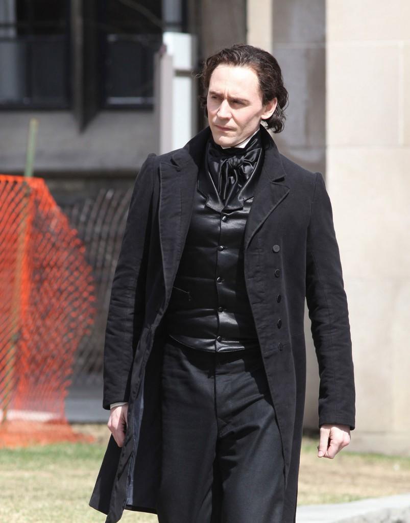 Мужской костюм в викторианском стиле