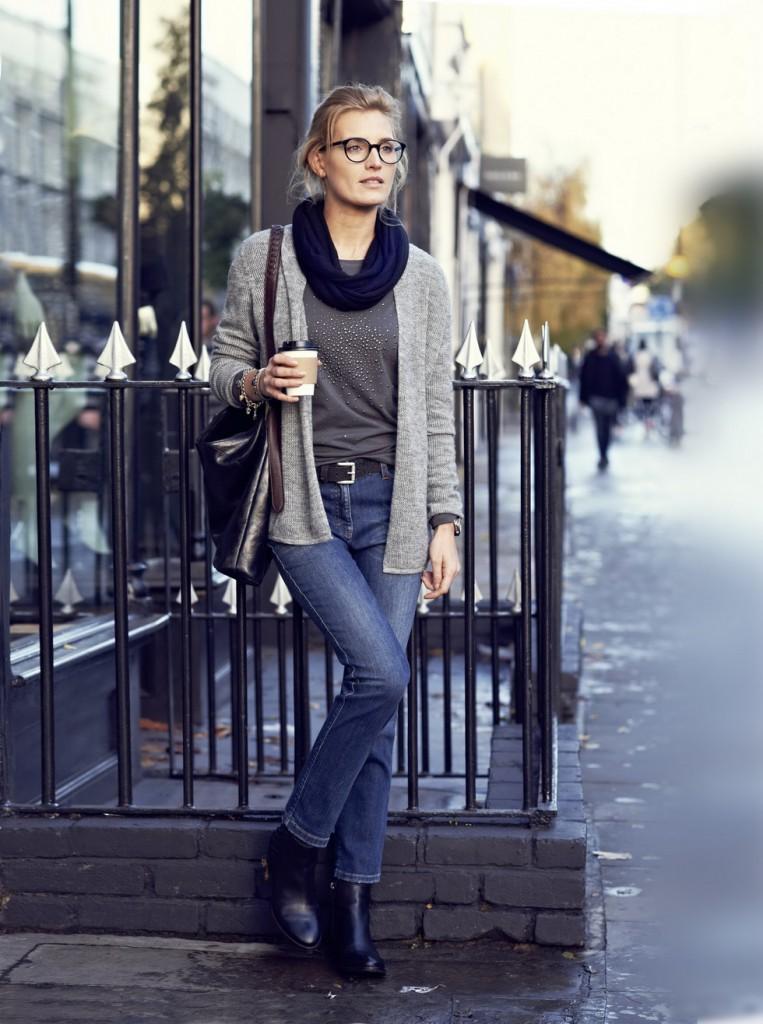 Стиль smart casual для девушек