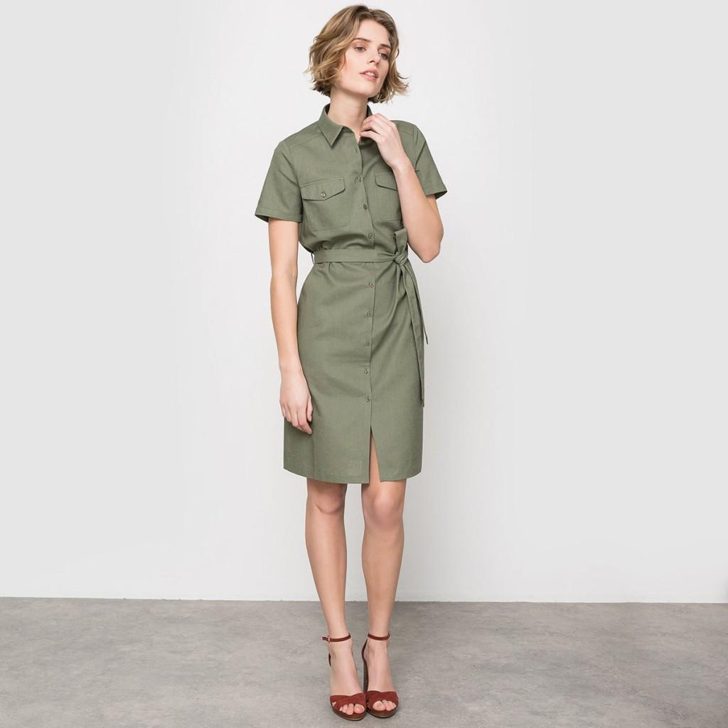 Женское красивое платье в стиле street casual