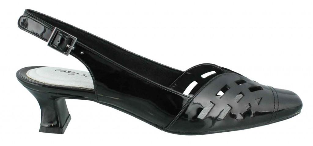 Туфли на низком каблуке для женщины 50 лет