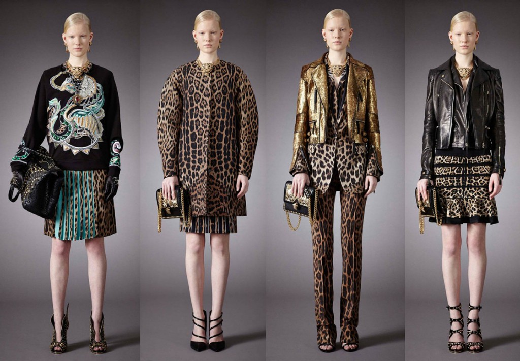 Красивые сочетания с леопардовыми вещами