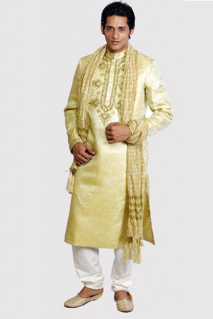 Мужская индийская курта