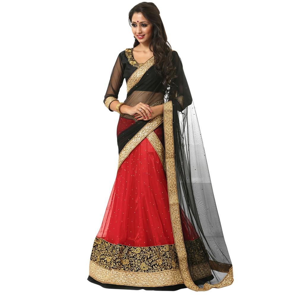 Женское свадебное индийское платье