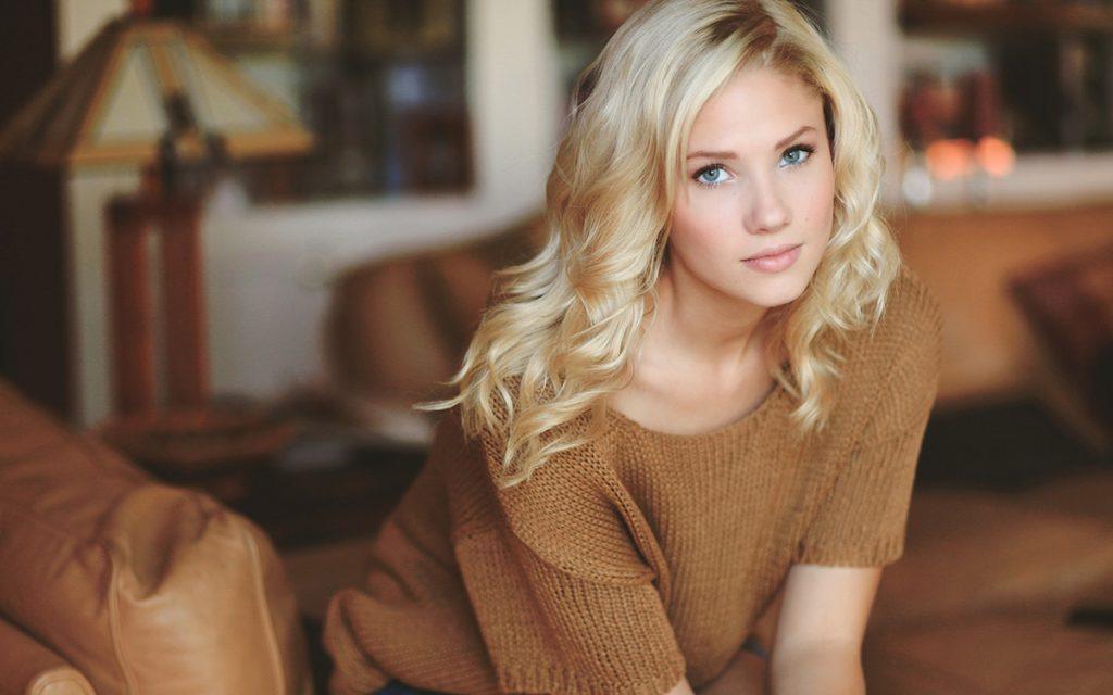 Переливающийся блонд