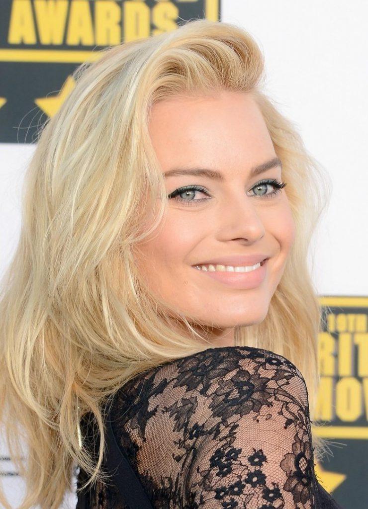 Натурально выглядящий блонд
