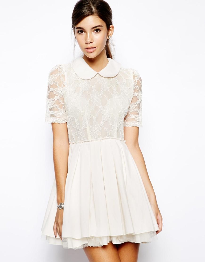 Красивые свадебные платья модели
