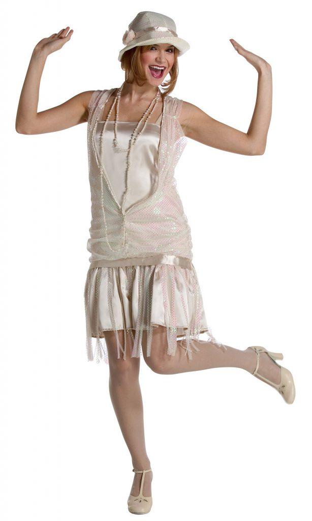 Женское платье 20 годов