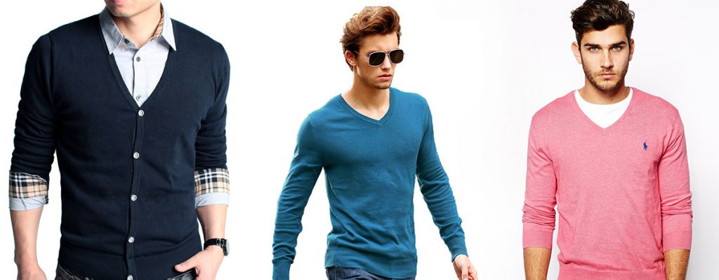 Модный мужской джемпер: выбираем лучшую модель