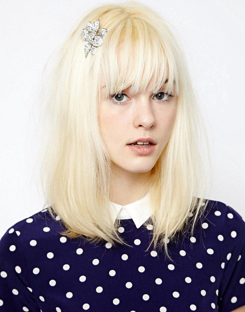 Блестящий винтажный ободок для волос
