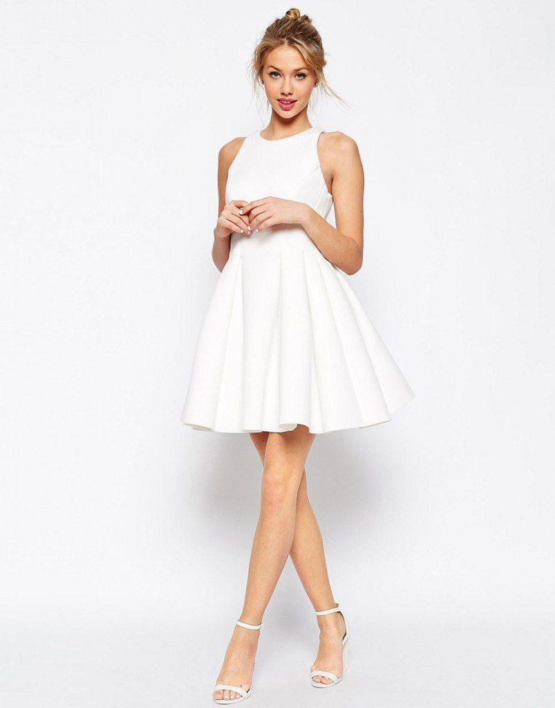 Белые туфли с белым платьем