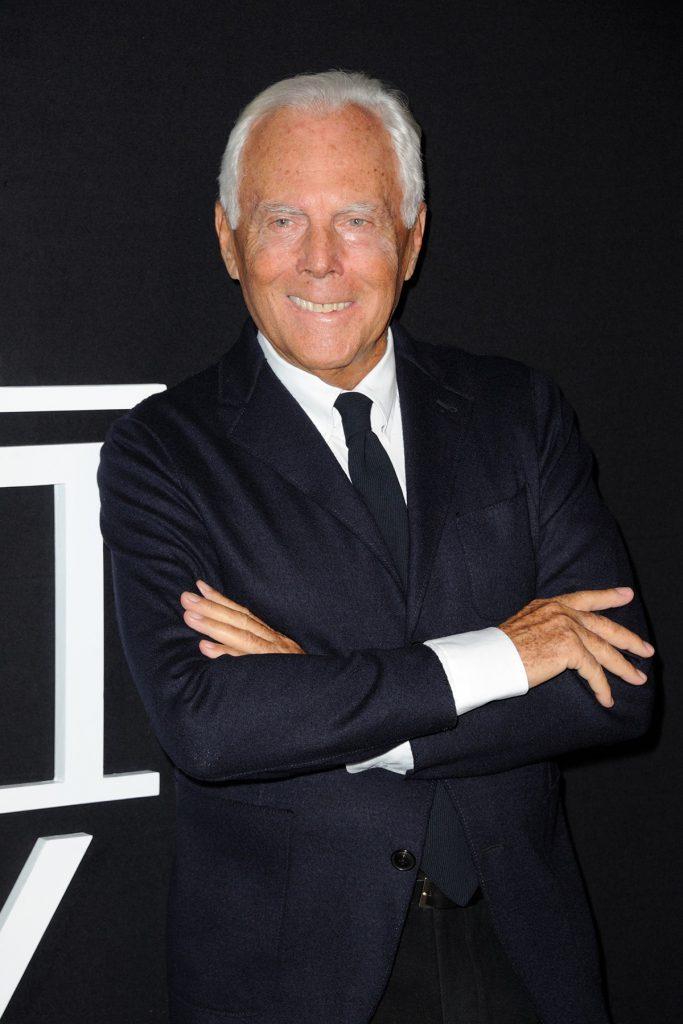 Джорджио Армани