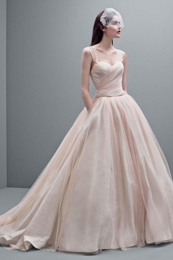 Платье свадебное Вера Вонг