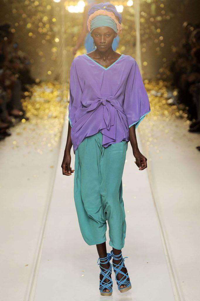 Одежда от японского дизайнера Такада Кензо