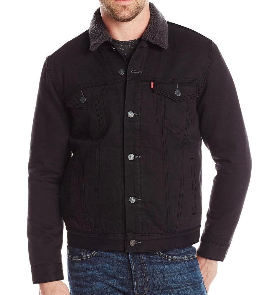 Теплая куртка из джинсы