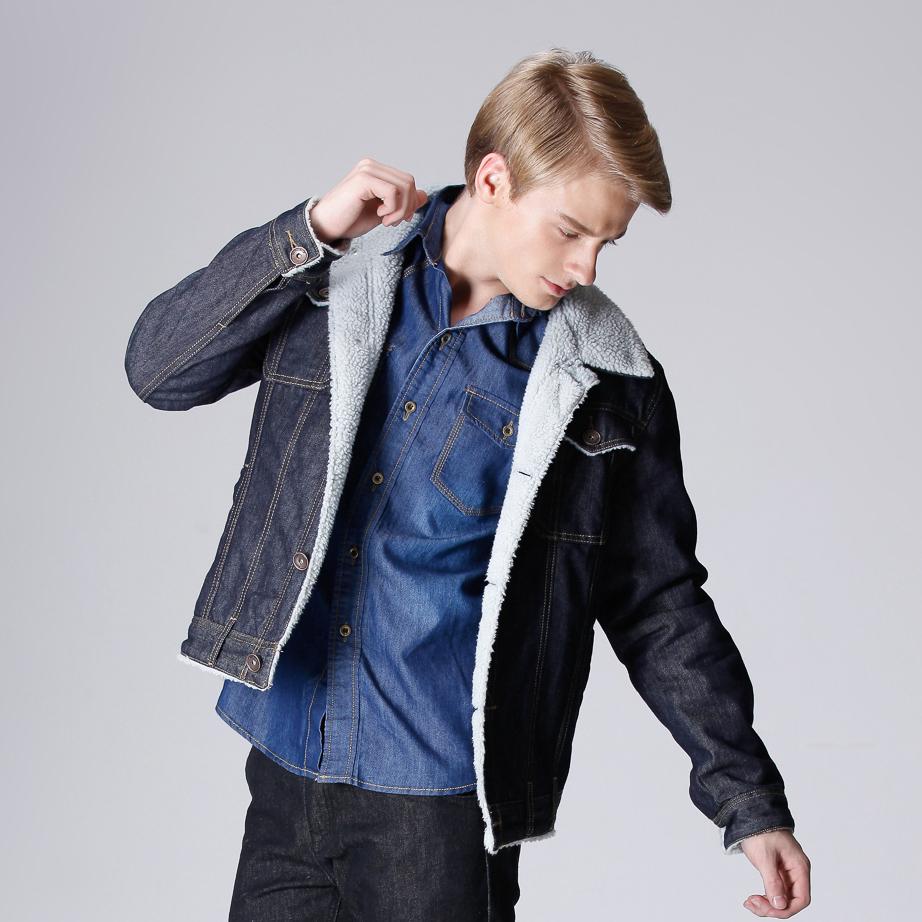 Джинсовая куртка на демисезон