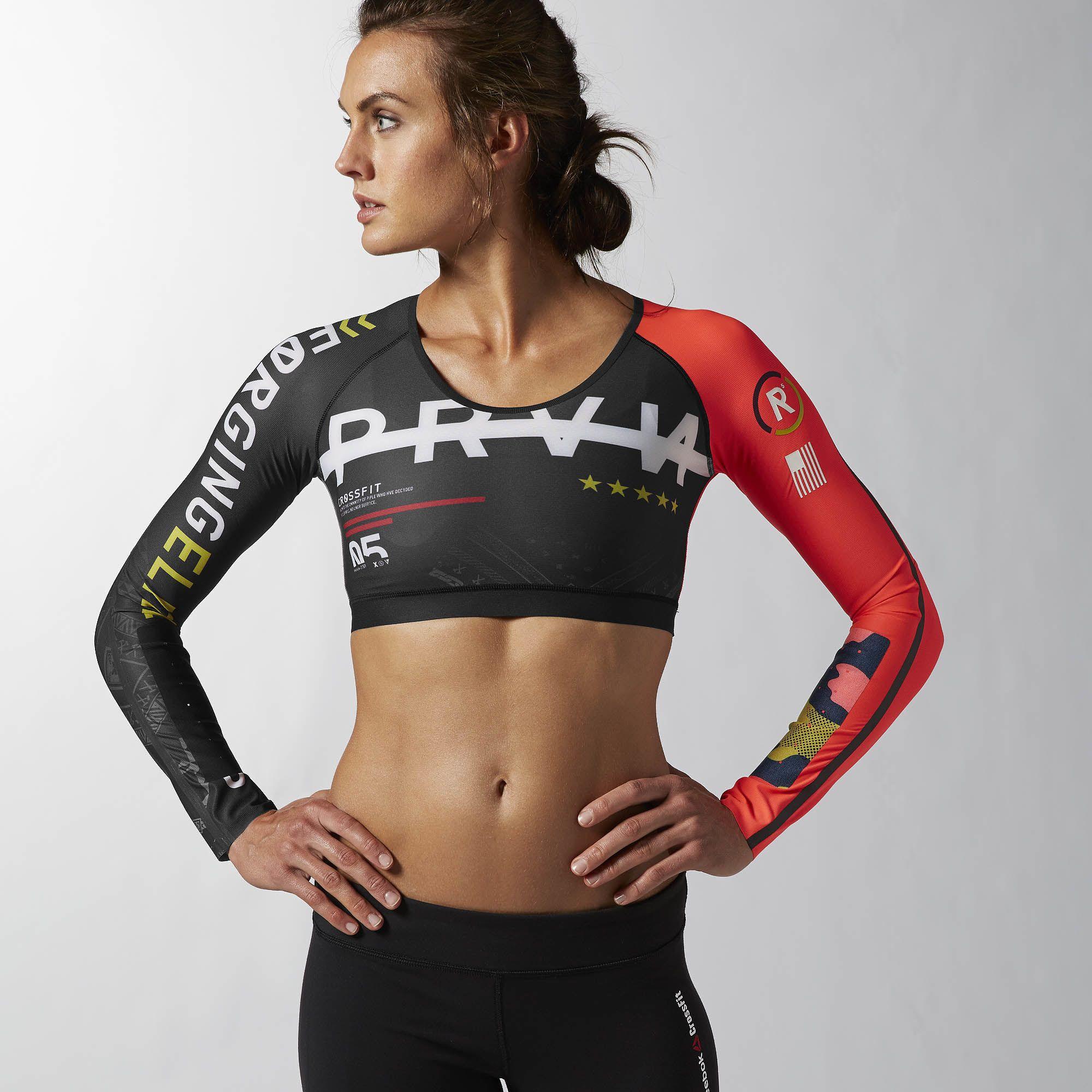 Одежда для спортзала женская