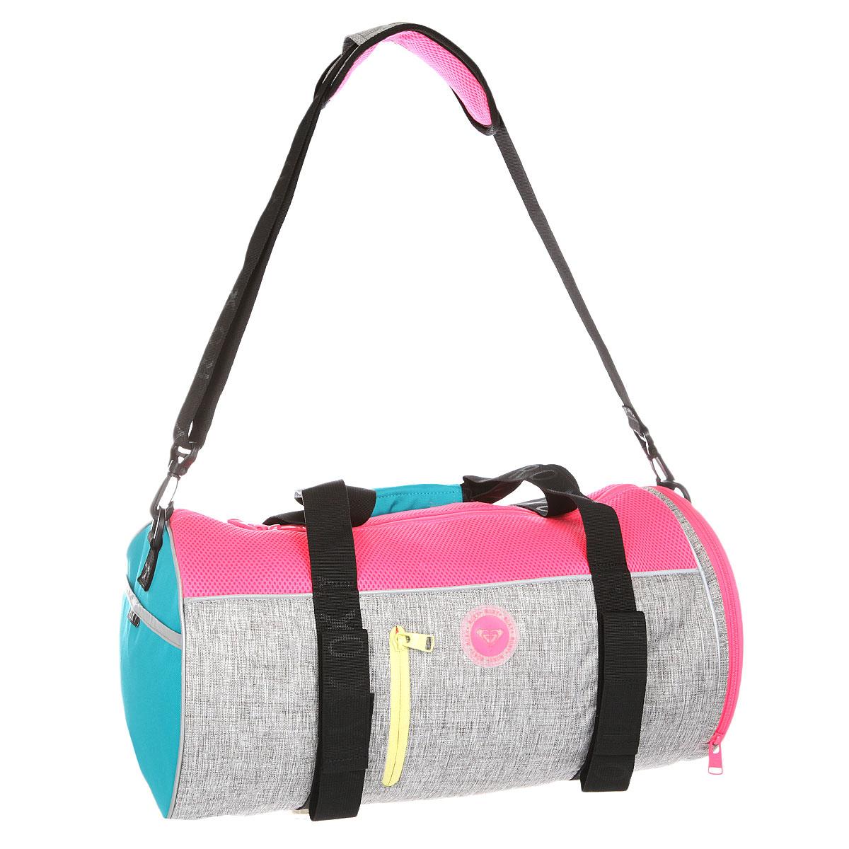 Стильная женская спортивная сумка