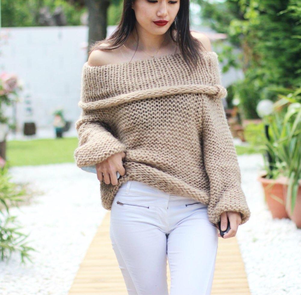 модные и красивые вязаные свитера 2019 стильные зимние джемперы и