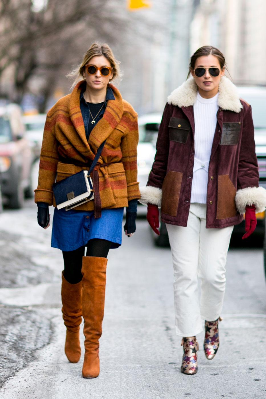Мода осени и зимы 2018 фото