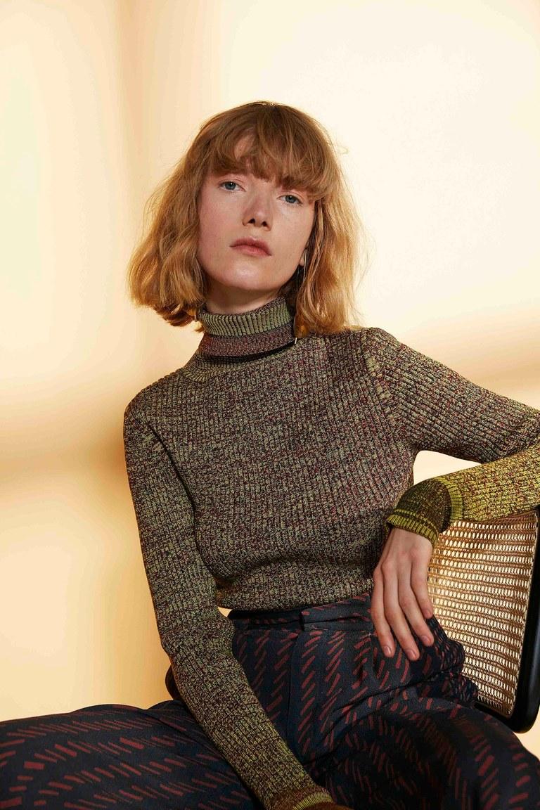 Стильные джемперы и свитеры