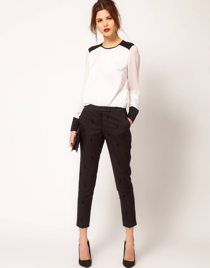 Модные брюки 2017 женские