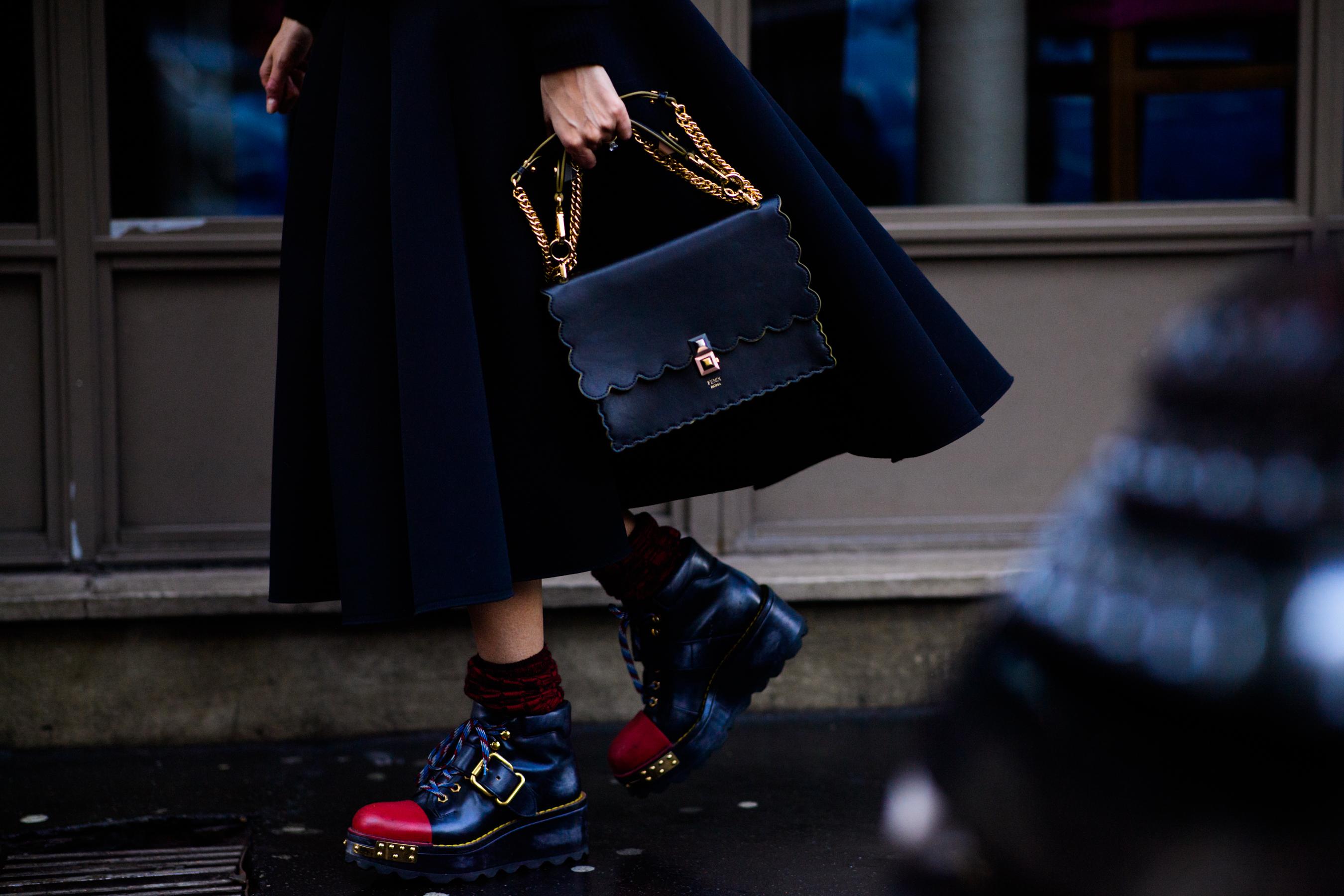 Ботинки женские зима 2018 фото