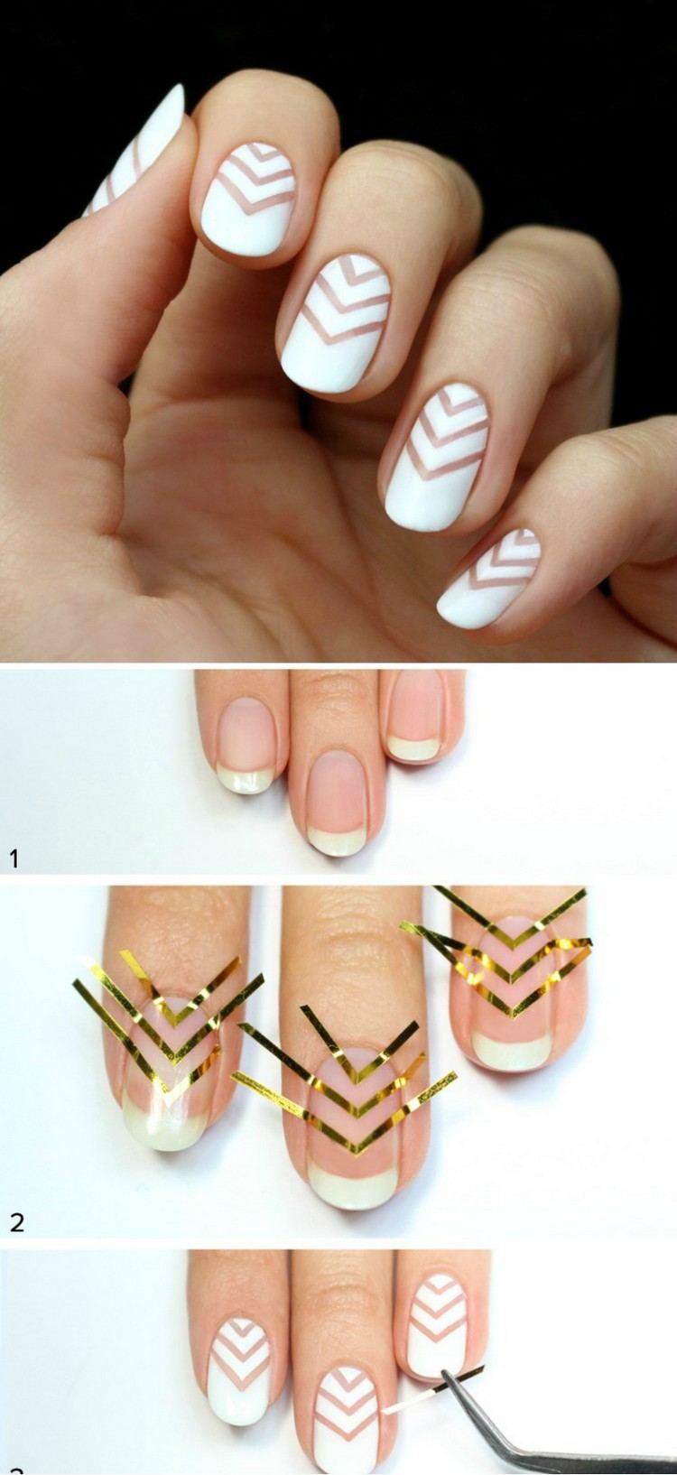 Маникюрные рисунки для ногтей фото