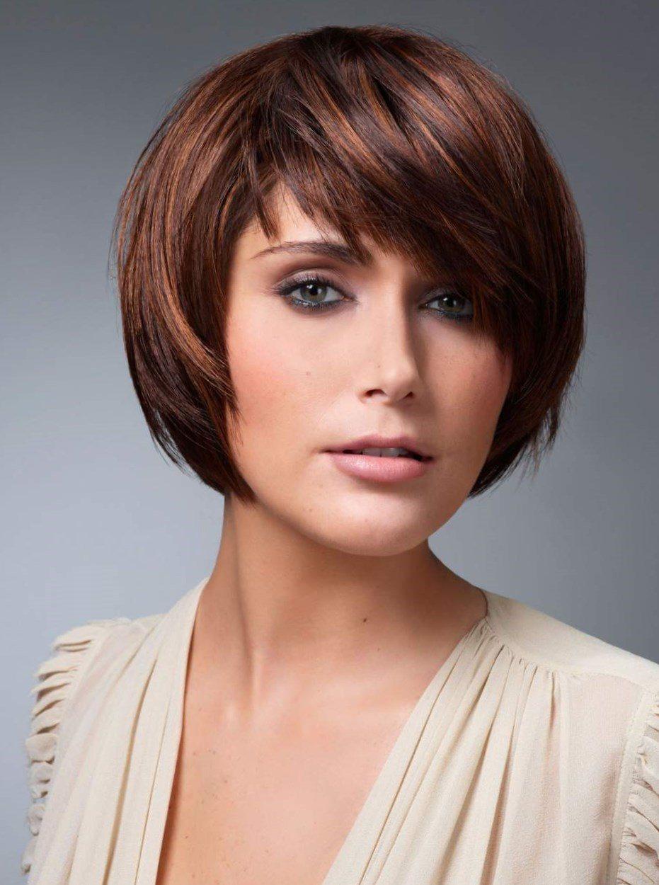 Женские стрижки и прически для тонких волос фото